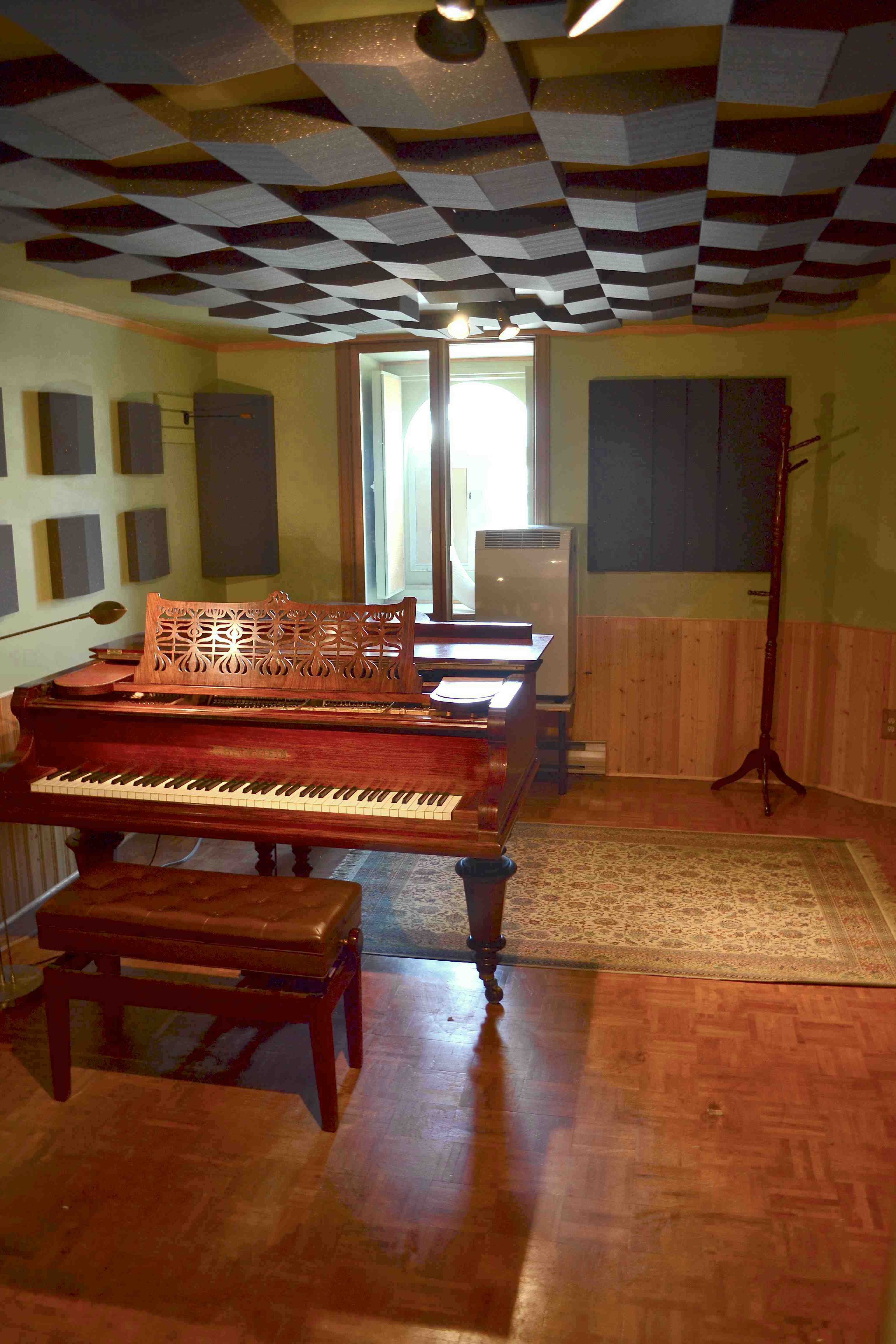 402 Rehearsal Studio With Bechstein Grand Piano